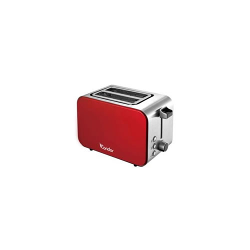 02-Slot Stainless steel toaster 850W